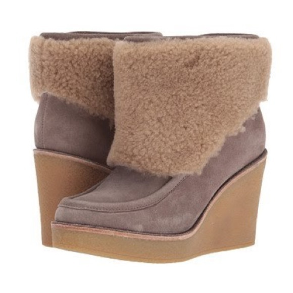 496c2ebf0a3 ISO DON'T BUY! UGG Coldin Wedge Winter Bootie 8.5